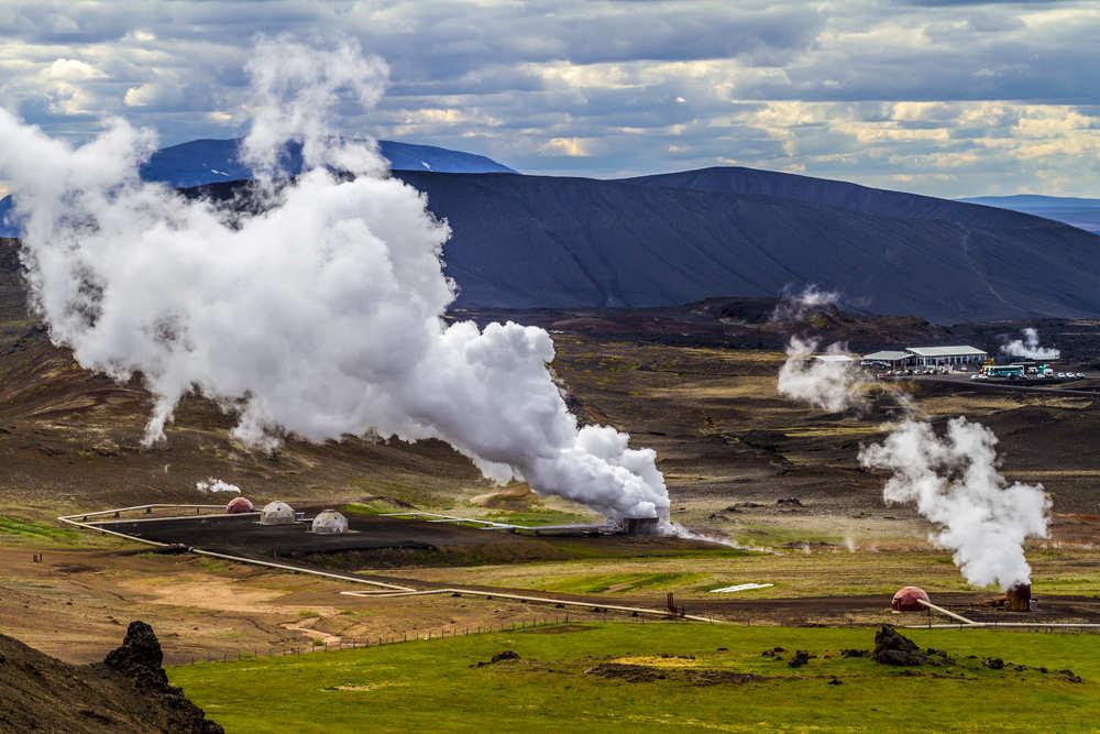 Energía geotérmica para los hogares españoles