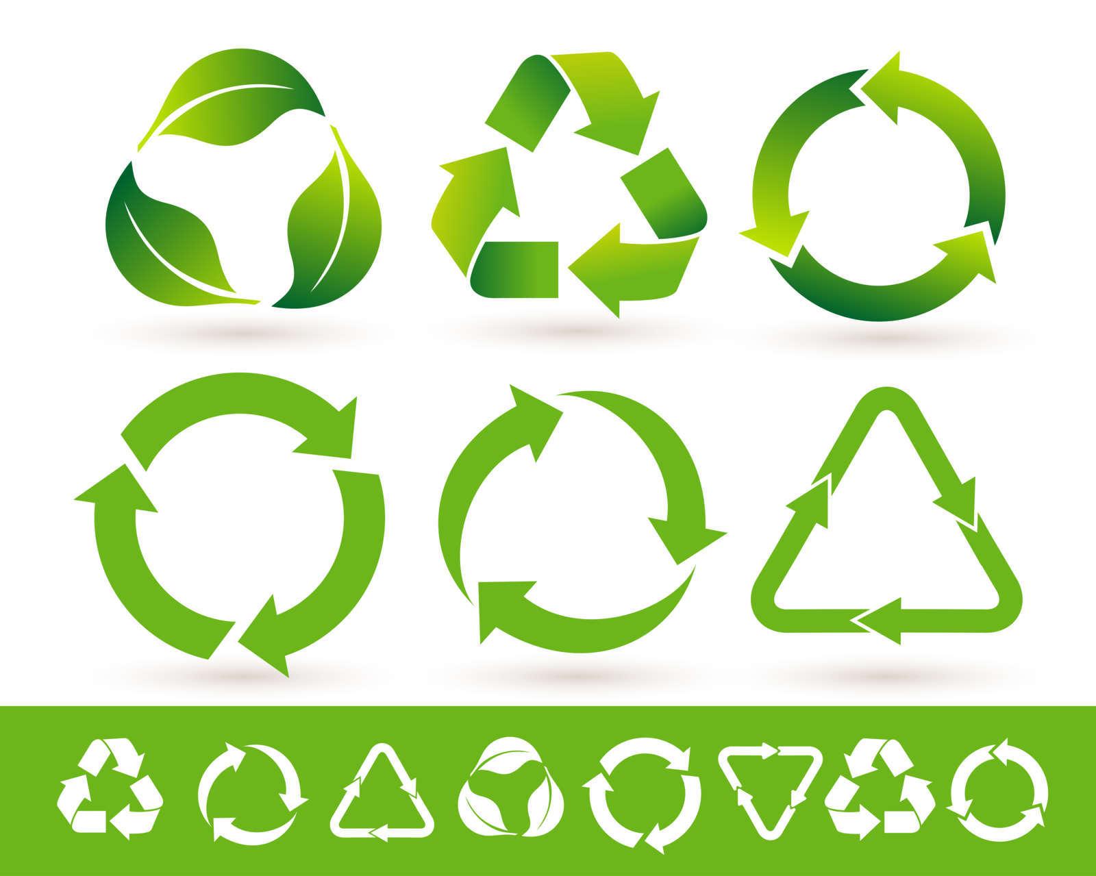 El reciclaje, muy presente en el mundo de la cerámica